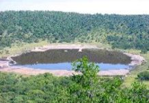The Tswaing Meteorite Crater