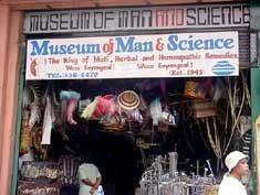 Joburg's king of muti museum