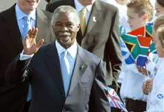 G8's $50bn aid uplift for Africa