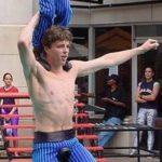 Circus kids go Zip Zap