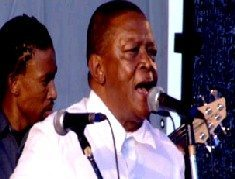 Amandla! - singing down apartheid