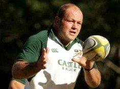 Springboks honour Breyton