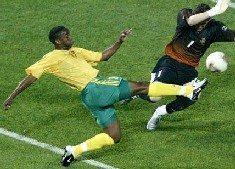 Bafana brilliant in Paraguay win