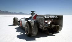 South African sets F1 record