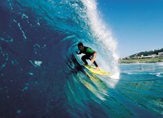 Surf's up for Durban's street kids