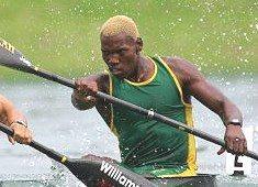 Mbanjwa makes canoeing history