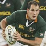 Du Preez: rugby player of 2006