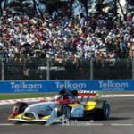 Germany dominates A1 GP Durban