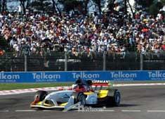 Germany dominates A1 GP Durban