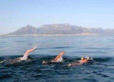 Robben Island's Freedom Swim