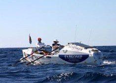 SA pair win Atlantic Rowing Race