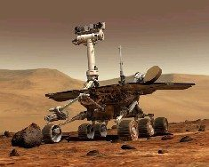 SA teen back from Mars mission