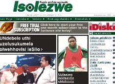isiZulu news site a world first