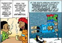 Celebrating SA's Antarctic science