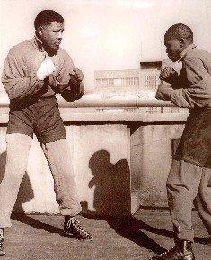 Freedom of Joburg for Mandela