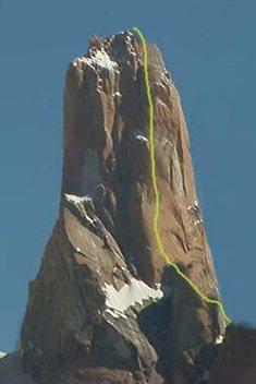 South Africans take Trango Tower