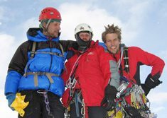 South Africans take Trango Tower
