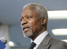 Annan praises African progress