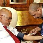President Zuma takes HIV test