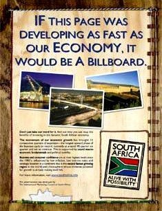Brand South Africa goes global