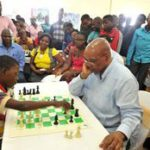 Chess moves are life moves: Zuma