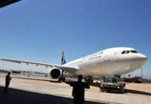New Airbus fleet for SA Airways