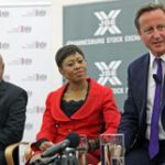 JSE hosts UK prime minister