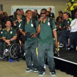 Paralympic Team SA: watch out