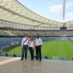 Brand South Africa hosts Afcon journos
