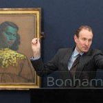 Tretchikoff's 'Chinese Girl' headed home