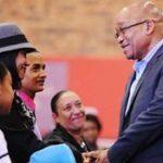 Zuma's promise to Eldorado Park