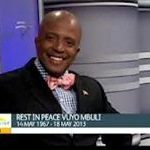 Tributes pour in for Vuyo Mbuli