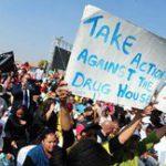 Eldorado Park drug crackdown
