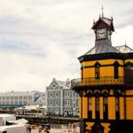 Cape Town in Lonely Planet's top three