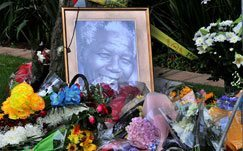 South African Muslims pay tribute to Mandela