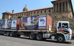 20 Years of Freedom exhibition opens in Pretoria