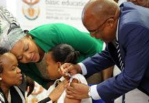 SA targets cervical cancer with HPV vaccine campaign