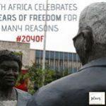 Oxford University reflects on SA's freedom journey