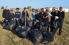 Help clean South Africa 'to honour Madiba'