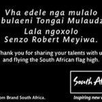 South Africa to bid farewell to Senzo Meyiwa at Moses Mabhida Stadium