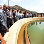 South Africa turns attention to water