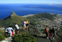 Cape Town voted ultimate fun city