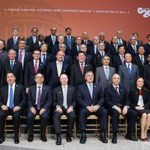 G20 leaders meet to discuss global economics