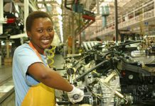 South Africa's economy improving: BankservAfrica index