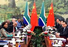 Zuma on two-day state visit to China