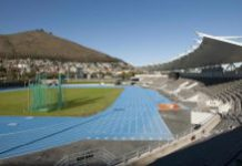Cape Town opens world class athletics stadium