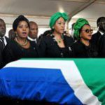 Chabane laid to rest in ancestral Limpopo village