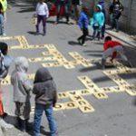 Langa closes its streets to cars