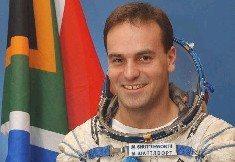SA's 'Afronaut' back on Earth