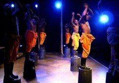 Umoja: African dance explosion